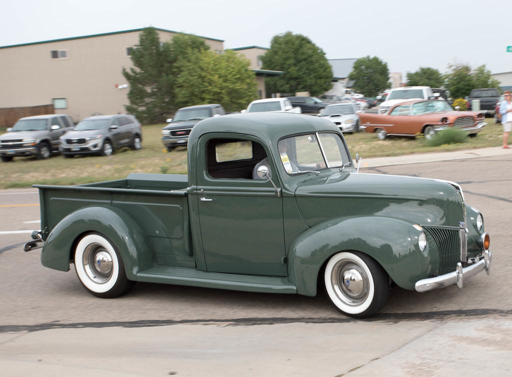 1940 Ford Pickup Truck   coconv   Flickr