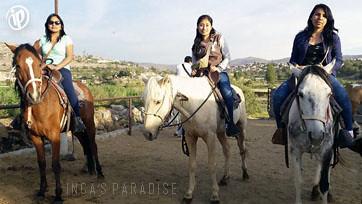 Cabalgata en Arequipa