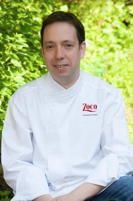 chef David Yárnoz,