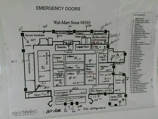 Corinth Wal Mart Era Store Layout Can T Remember Where Flickr