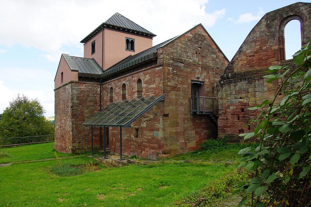 DSC08353- KLOSTER HORNBACH | Kloster HORNBACH Hotel: www.klo… | Flickr