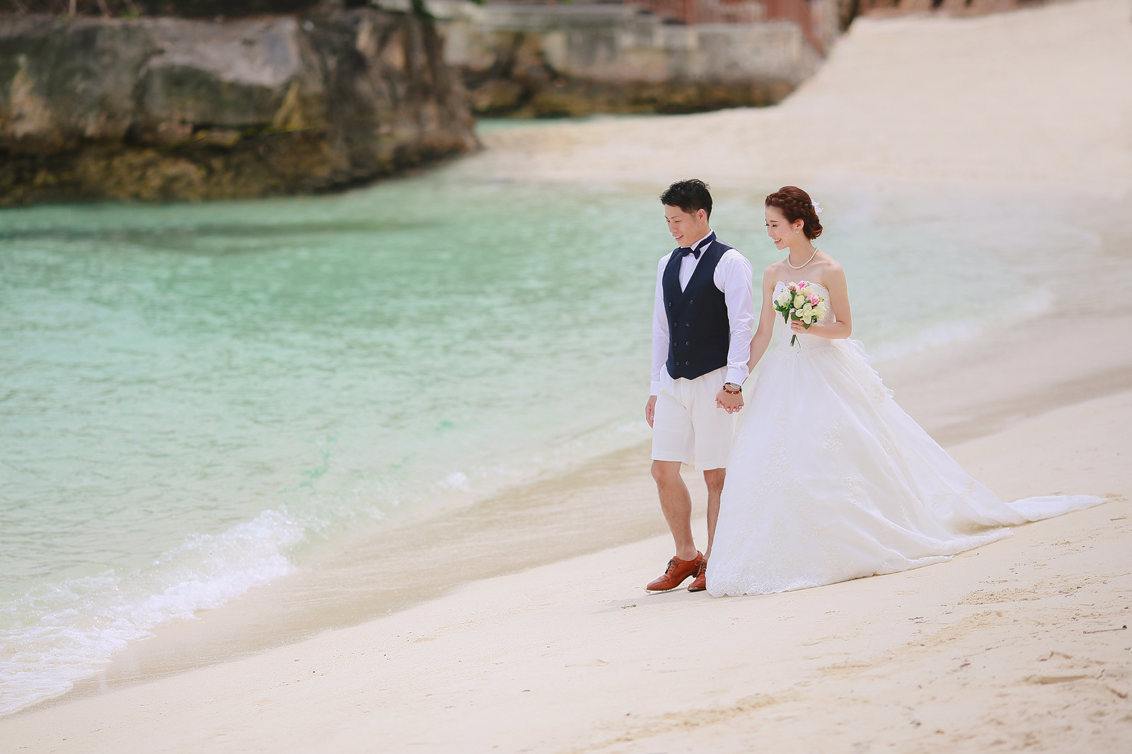 cebu destination wedding, shangrila weddings
