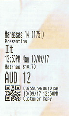 It ticketstub