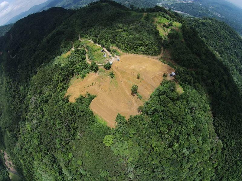 露營區多集中新竹、苗栗山區。資料照片來源:新竹縣政府。