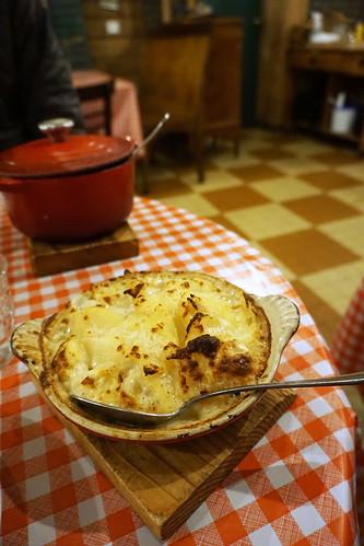 La Ferme A Dede Restaurant Grenoble Vicious Foodie