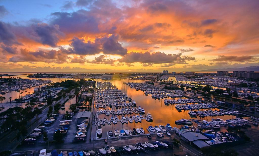 Marina del Rey, California | Pedro Szekely | Flickr