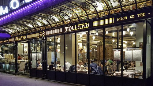 20170818 221135 restaurant mollard saint lazare paris flickr. Black Bedroom Furniture Sets. Home Design Ideas