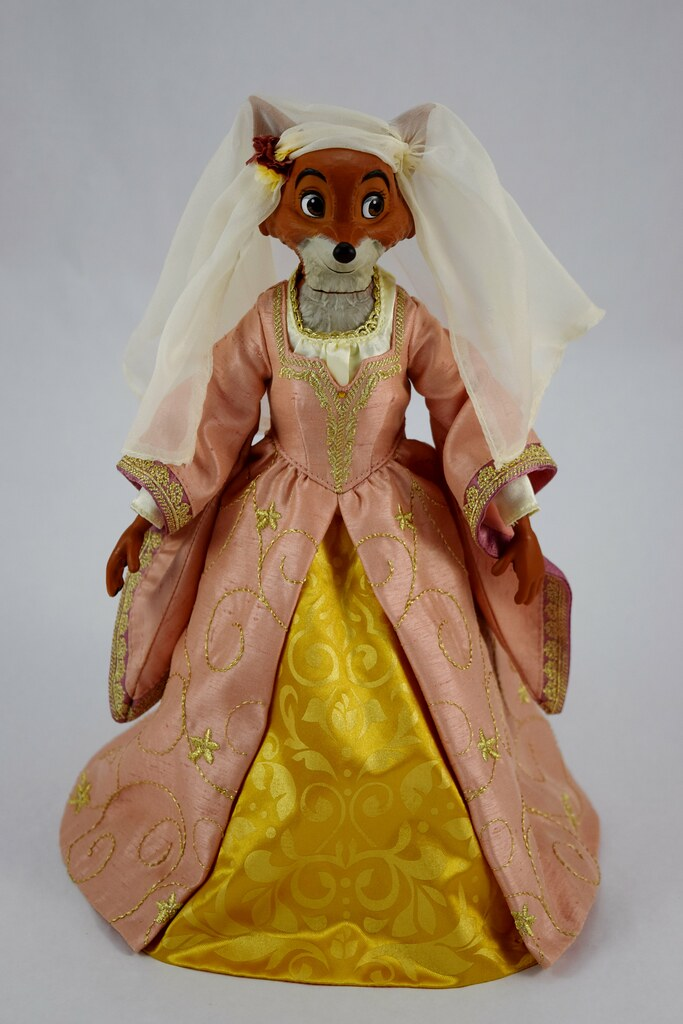 ... 2017 Robin Hood and Maid Marian Designer Doll Set - Disney Store Purchase - Maid Marion & 2017 Robin Hood and Maid Marian Designer Doll Set - Disneyu2026   Flickr