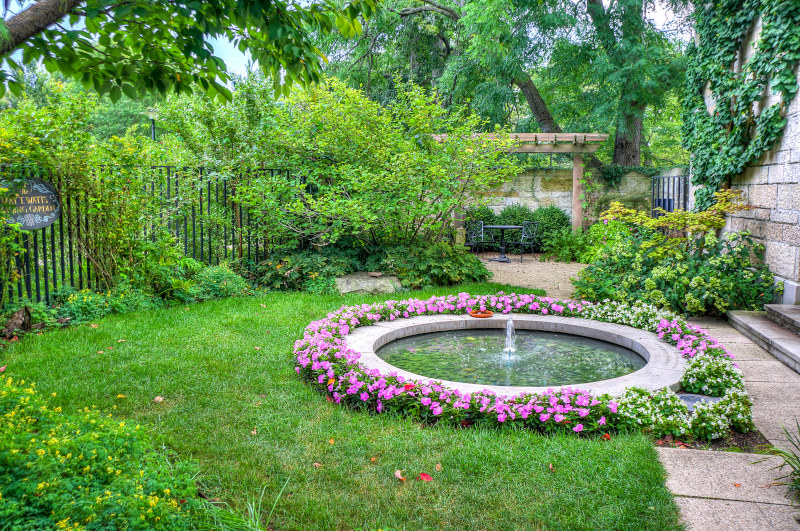 Reading garden   A quiet place to relax and enjoy a book   O.G. ...