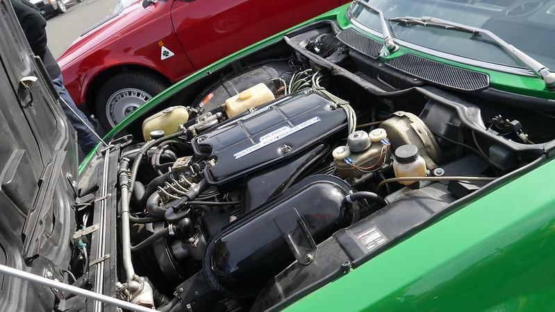 Alfa Romeo Bertone Montreal 1971  23702398728_0a8c6de9a9_c