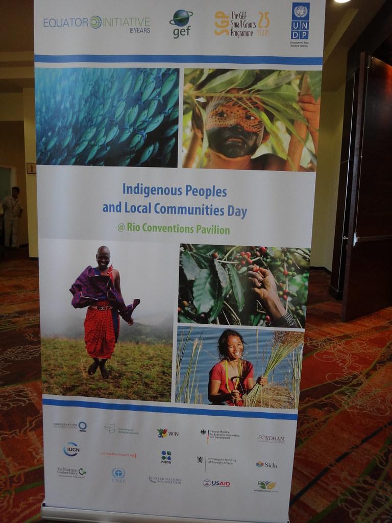 3 生物多樣性公約鼓勵締約方體認原住民和地方社區對生物多樣性保育與永續利用可能的貢獻與作用,鼓勵其充分和有效參與生物多樣性工作.JPG