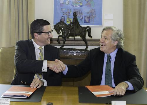 OEA se asocia con Amazon para ayudar a mejorar la seguridad digital de los países de las Américas