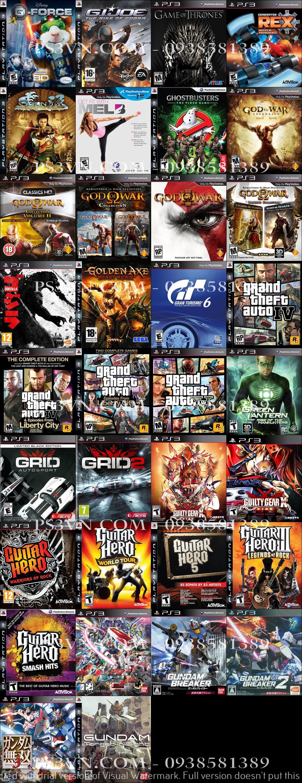 Chép Game PS3 tại nhà giá rẻ nhất TPHCM - PS3VN.COM - 15
