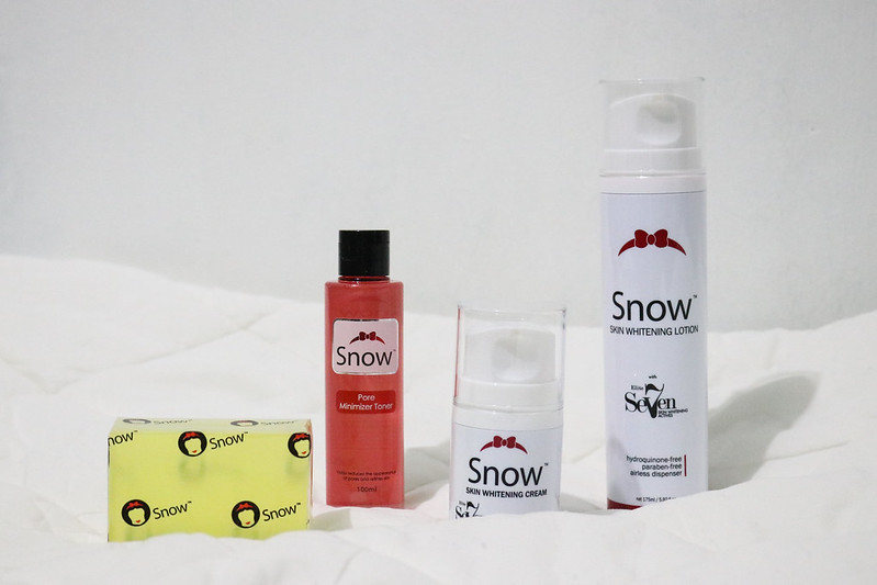 Raid My Closet Snow Skin Whitening Thoughts And Quick Review