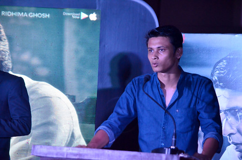 Director Sayantan Ghoshal in premier | by tanmoybiswas.com