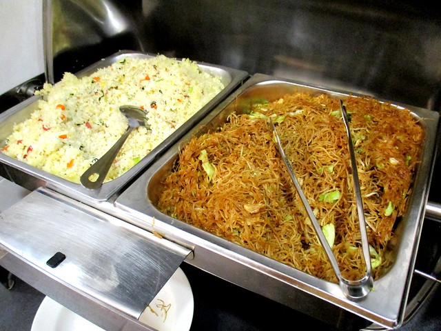 The Kitchen BBQ & steamboat fried rice & fried bihun