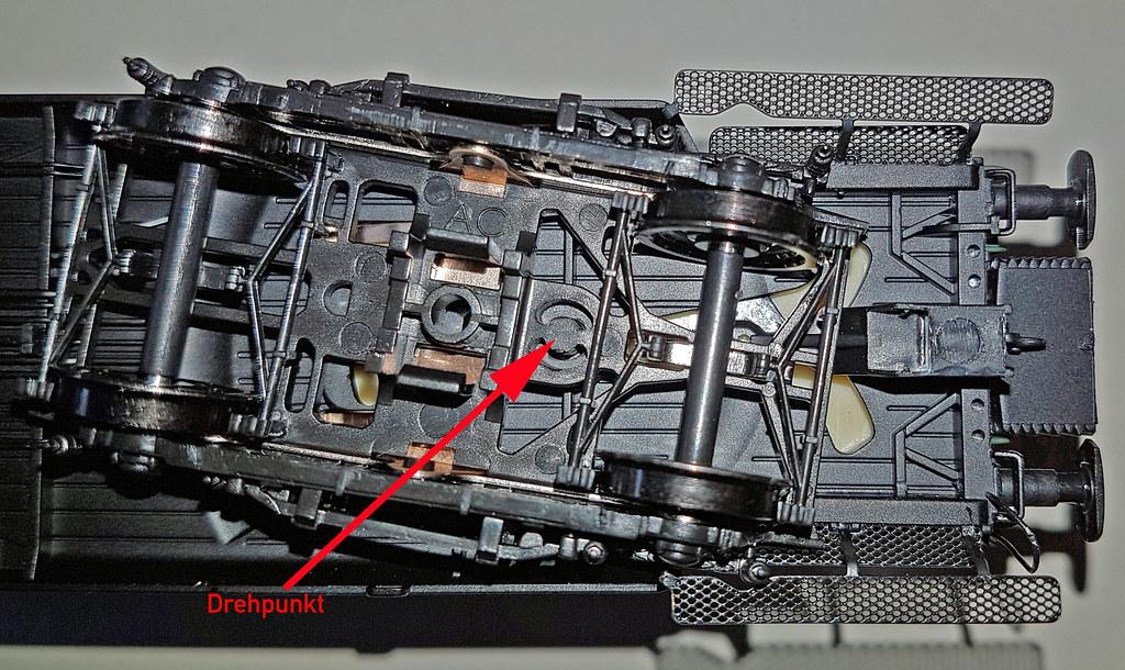 ESU E36 Drehgestell GIIIl4F