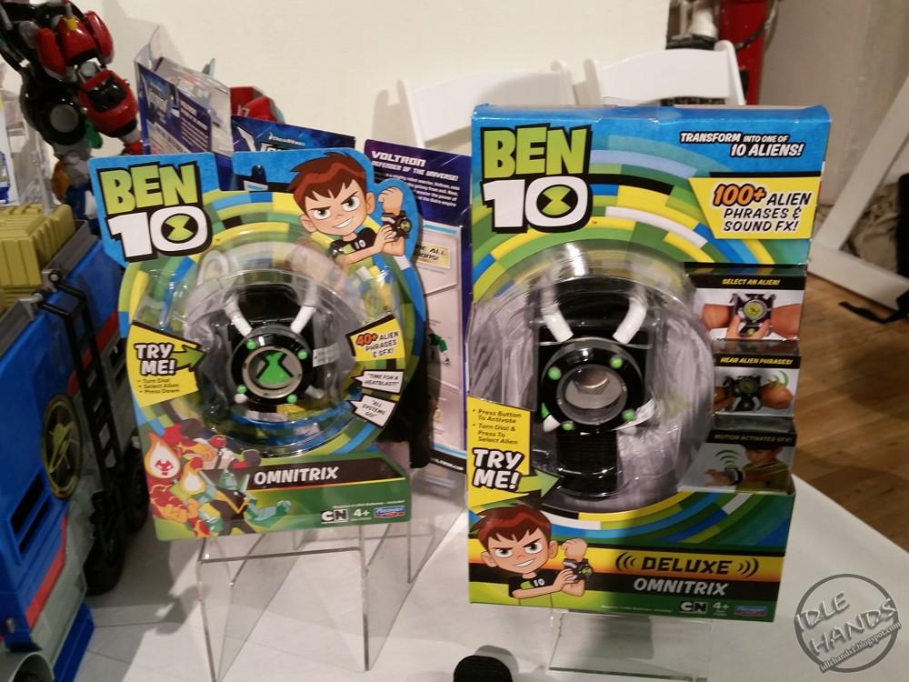 TTPM 2017 Holiday Showcase Playmates Ben 10 Toys 13   Flickr