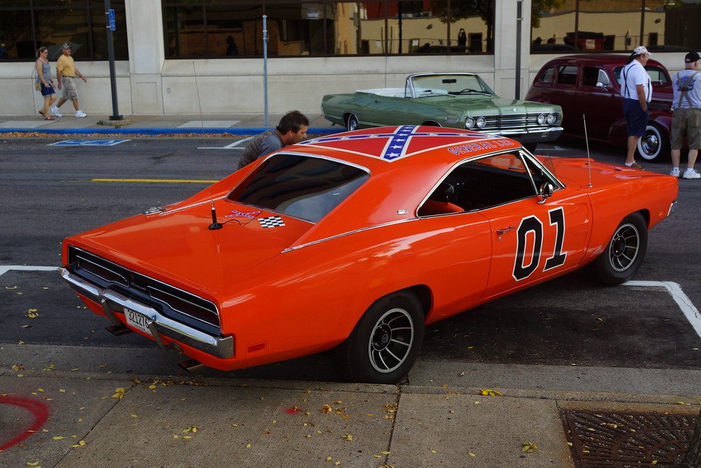 1969 Dodge Charger Se Dukes Of Hazzard General Lee Tribut