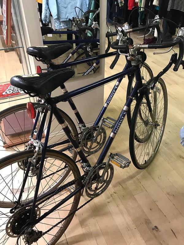 Help Identifying A Bike Dodson Bike Forums