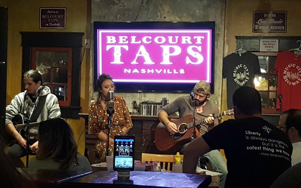 Belcourt Taps Nashville