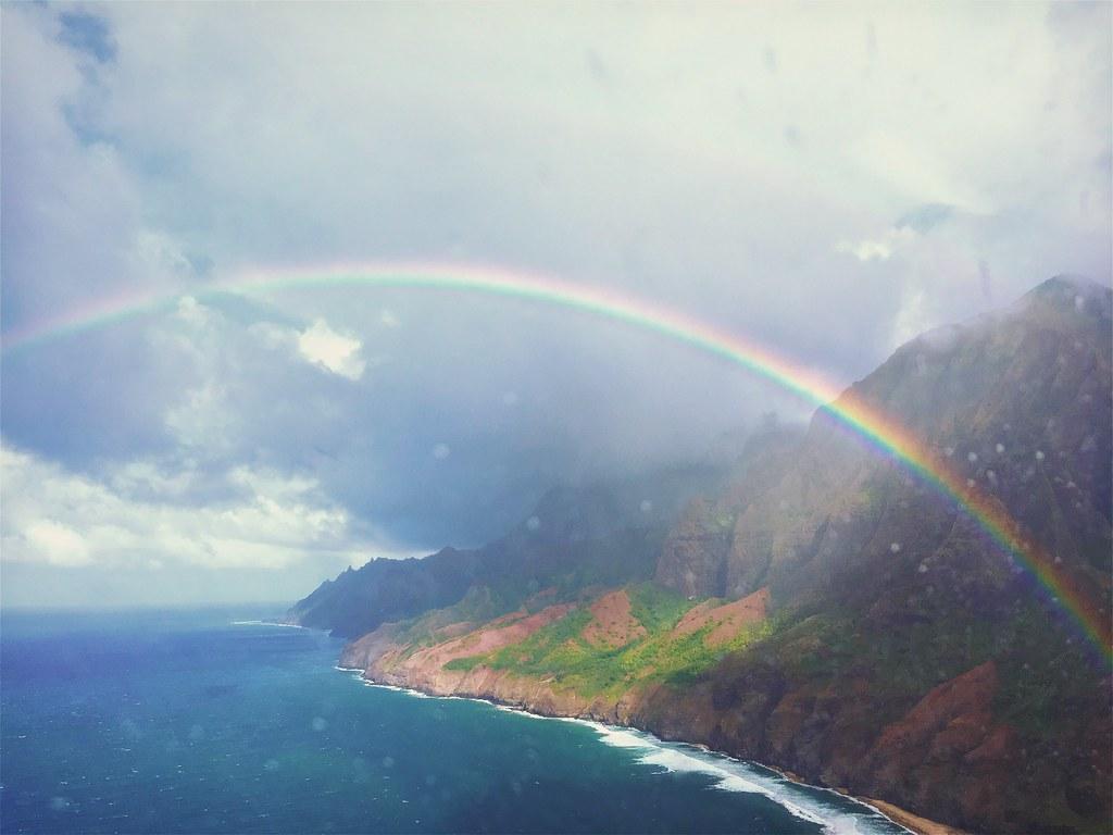 Image result for kauai rainbow
