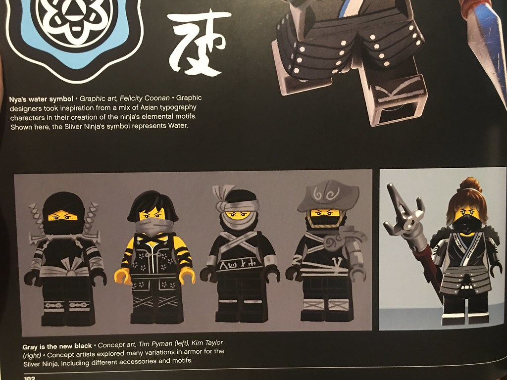 ... Ninjago Movie Making Of Tidbits | By Legozebra