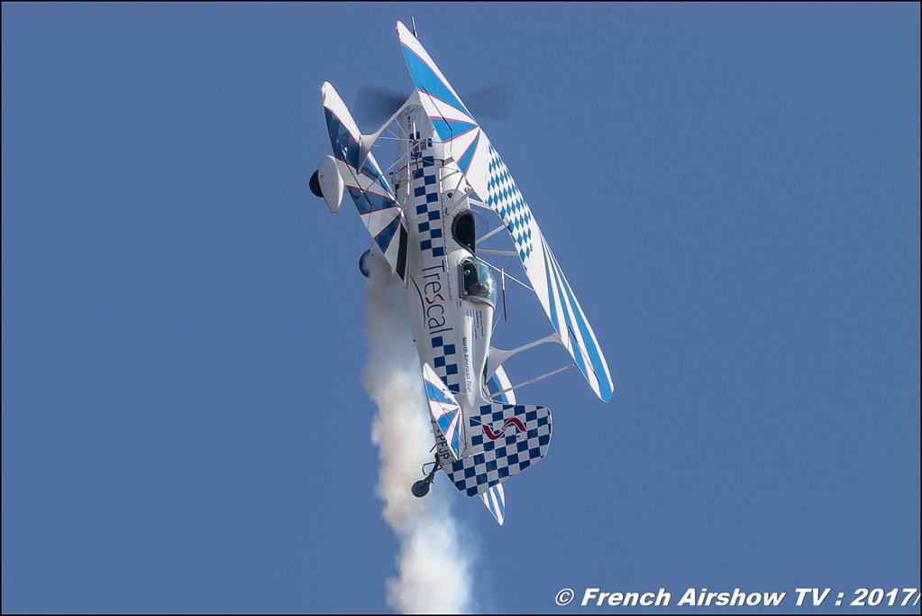 SA300 Starduster ,F-PFJP - TRESCAL , Avignon Air Show 2017 , Aéroclub Vauclusien , avignonairshow2017 , Meeting Aerien 2017
