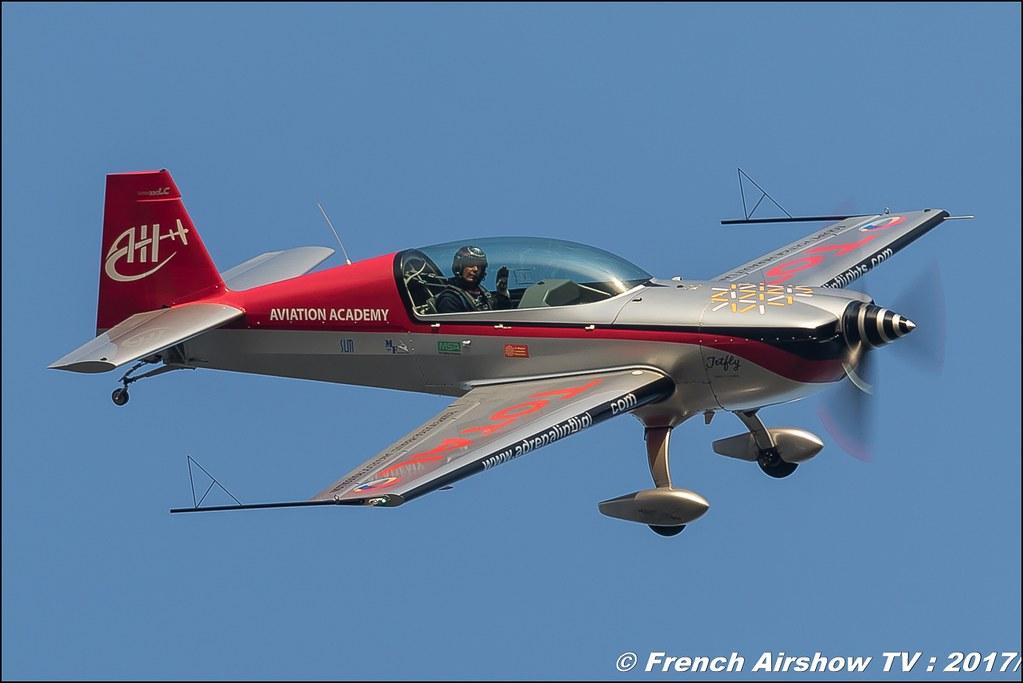 Extra EA-330L - F-HDPP Equipe de Voltige Hérault Languedoc Roussillon - Adrenalinflights , Avignon Air Show 2017 , Aéroclub Vauclusien , avignonairshow2017 , Meeting Aerien 2017
