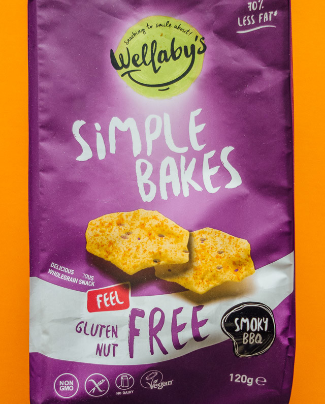 wellaby's simple bakes | smoky bbq flavour