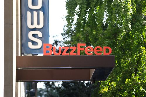 Buzzfeed Company Visit