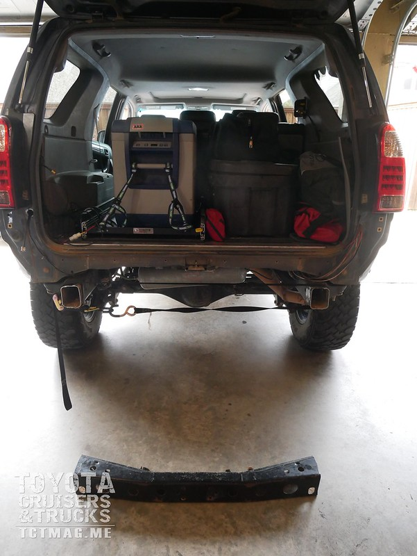 4Runner Preparation (Eclipse Expedition)