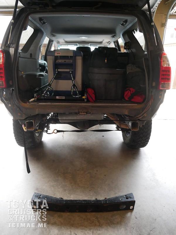 4Runner Preparation (Eclipse Expedition)