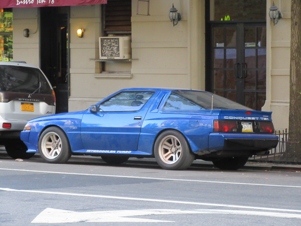 Chrysler Conquest Mitsubishi Starion The Starion Was A