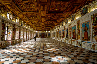 The Spanish Hall at Schloss Ambras | by mendhak