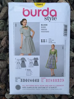 Dirndl time with Burda Style 7084 | by patternandbranch