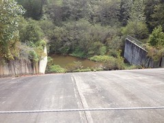 Cleveland Drinking Water Reservoir - Spillway Outlet