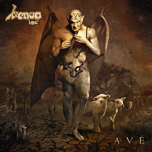 Cover of Avé by Venom Inc.