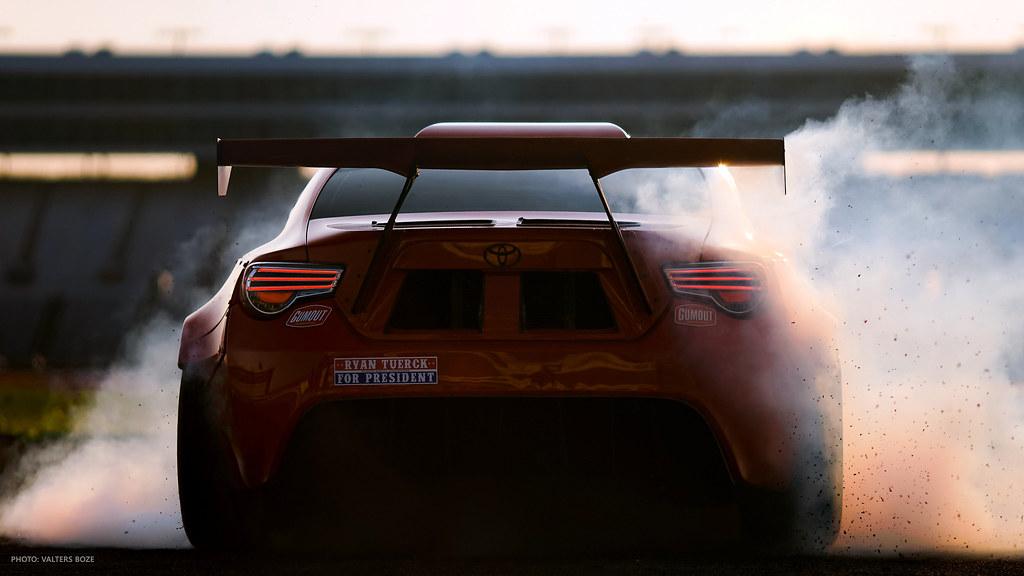 All Pro Toyota >> ryan tuerck toyota/ferrari gt4586 wallpaper | A 16:9 wallpap… | Flickr