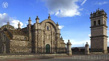Iglesia de Lampa