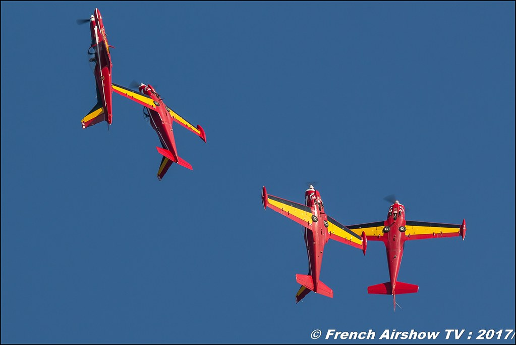 Red Devils aerobatic team , Red Devils Belgium , Red Devils Aerobatic Team Belgium Air Force , Avignon Air Show 2017 , Aéroclub Vauclusien , avignonairshow2017 , Meeting Aerien 2017
