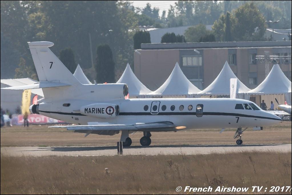 Dassault Falcon 50 Marine Nationale , Avignon Air Show 2017 , Aéroclub Vauclusien , avignonairshow2017 , Meeting Aerien 2017