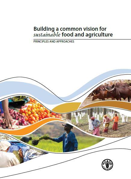8 國際糧農組織的永續糧食與農業原則與作法是永續農漁林業的重要指導原則