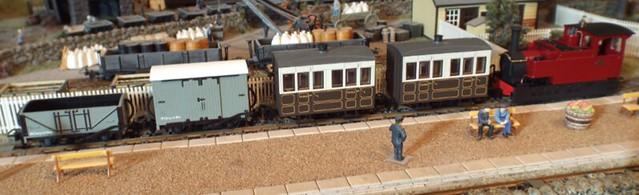 Clogher Train Pack
