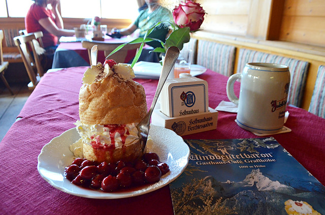 Waltzman cake, Berchtesgaden