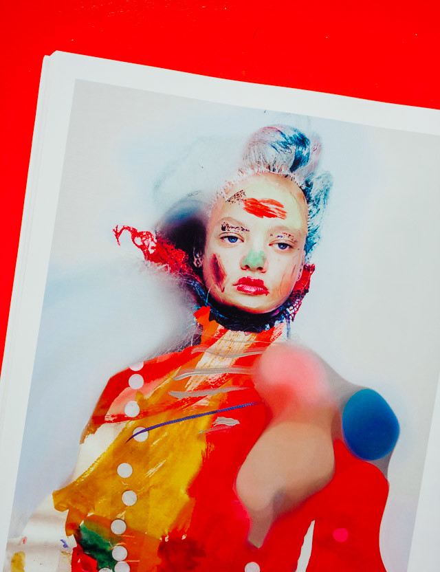 photo by nick knight - fashion photography: the story in 180 pictures | book review