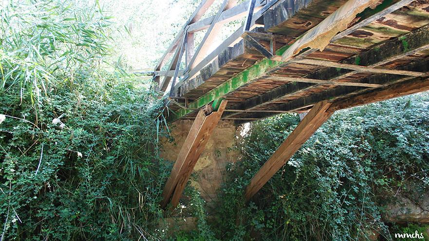 puente río Tuéjar