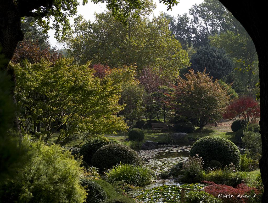 Propice la m ditation jardin zen beaumont monteux flickr - Beaumont monteux jardin zen ...