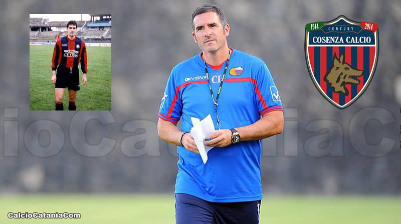 Cristiano Lucarelli, passato silano...