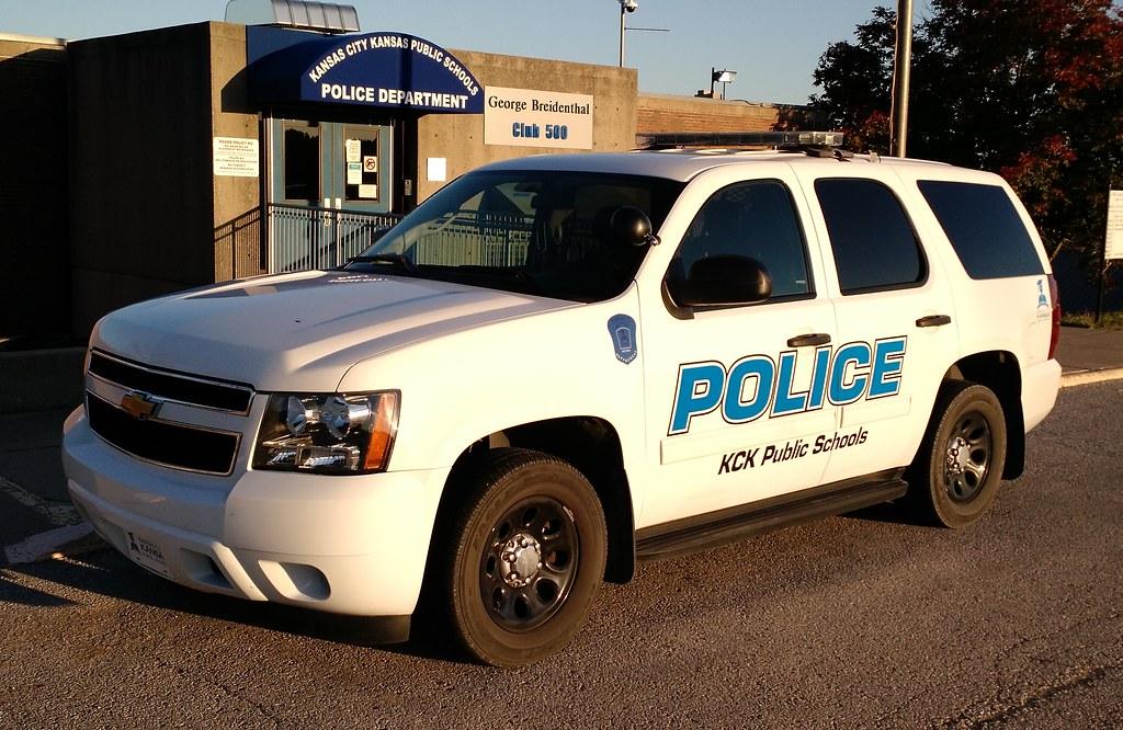 Kansas City KS Public Schools Police Department | Chevy Taho… | Kansas Law  Enforcement Photos | Flickr